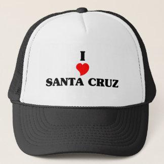 Casquette J'aime Santa Cruz