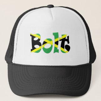 Casquette jamaïcain de drapeau d'Usain Bolt