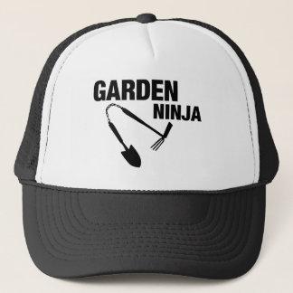 Casquette Jardin Ninja !