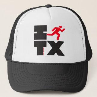 Casquette Je cours le Texas