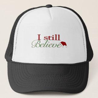 Casquette Je crois toujours (dans Père Noël)