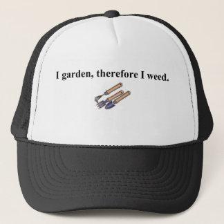 Casquette Je fais du jardinage par conséquent