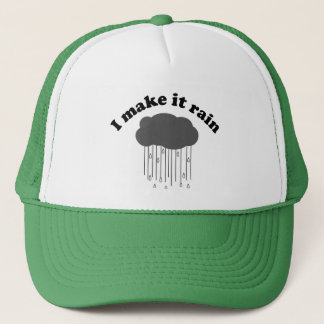Casquette Je le fais pleuvoir