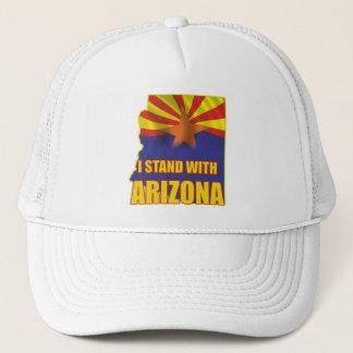 Casquette Je me tiens avec l'Arizona