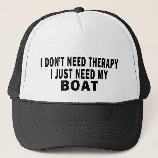 Casquette Je n'ai pas besoin de thérapie. J'ai besoin juste