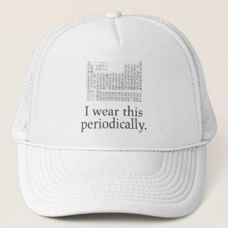 Casquette Je porte ceci périodiquement - humour ringard de