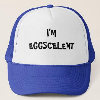 Casquette Je suis Eggscelent