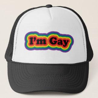 Casquette Je suis gai