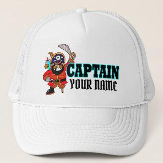 Casquette Je suis le capitaine Hat