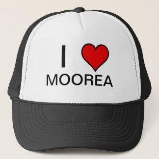 casquette je t'aime moorea