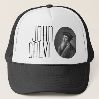 Casquette Jean Calvin