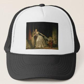 Casquette Jean-Honore Fragonard - le baiser volé -
