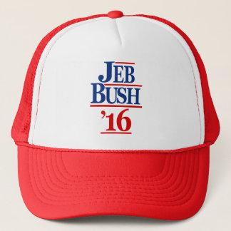 Casquette Jeb Bush 2016
