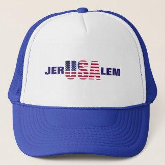 Casquette Jérusalem Etats-Unis