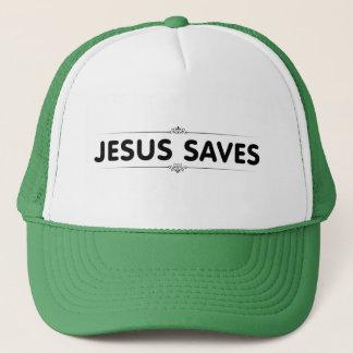 Casquette Jésus économise