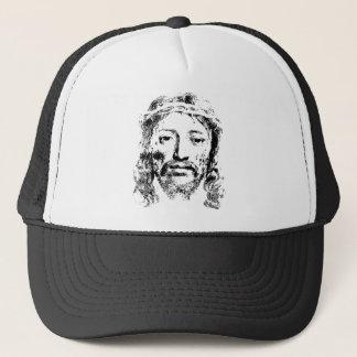 Casquette Jésus font face