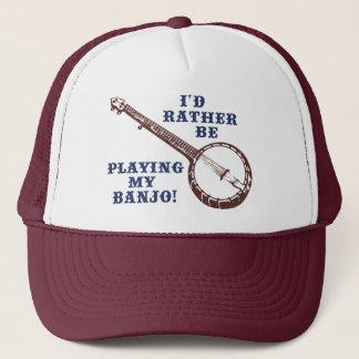 Casquette Jeu de mon banjo
