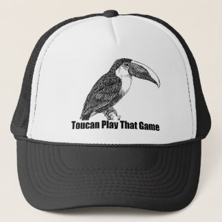 Casquette Jeu de toucan qui jeu