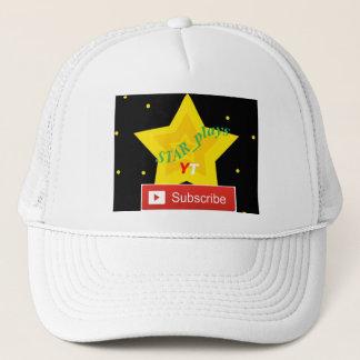Casquette Jeux d'étoile qui couvrent le blanc
