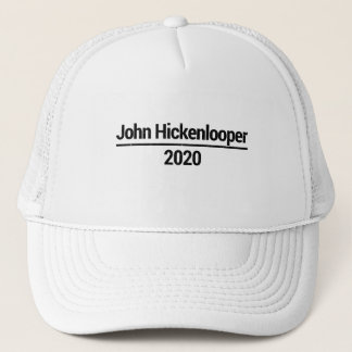 Casquette John Hickenlooper 2020