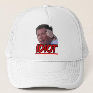 Casquette John Kasich - gouverneur de l'Ohio d'idiot