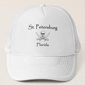 Casquette Jolly roger de St Petersburg la Floride