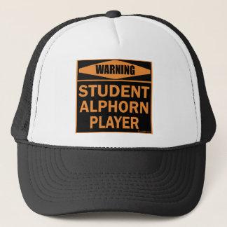 Casquette Joueur d'Alphorn d'étudiant