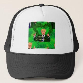 Casquette Jour de la Saint Patrick Donald Trump