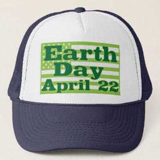 Casquette Jour de la terre 22 avril