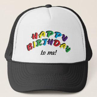 Casquette Joyeux anniversaire à moi | drôle