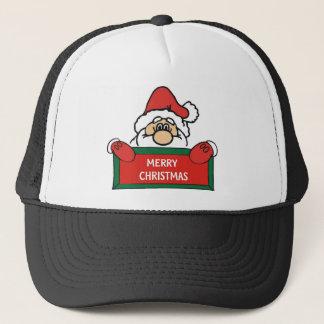 Casquette Joyeux Noël le père noël