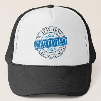 Casquette Juif certifié