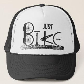 Casquette Juste le vélo partie la conception urbaine de