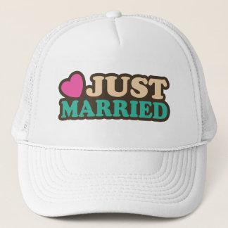 Casquette Juste marié