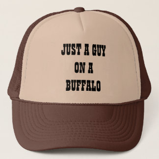 Casquette Juste un type sur Buffalo