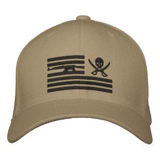 Casquette kaki d'opérateur de pirate de liberté