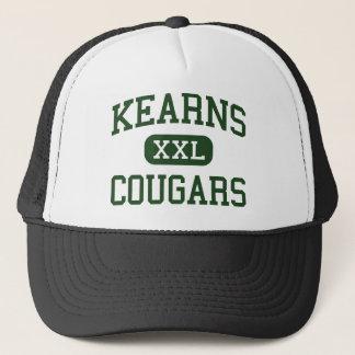 Casquette Kearns - pumas - lycée - Kearns Utah