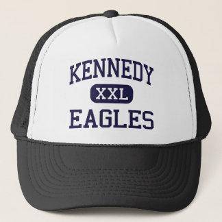 Casquette Kennedy - Eagles - hauts - Waterbury le