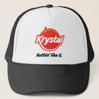 Casquette Krystal Nothin l'aiment