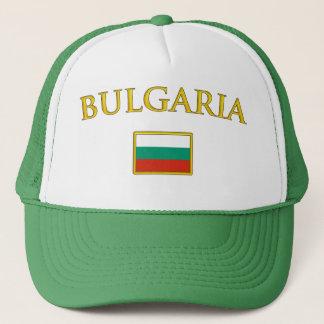 Casquette La Bulgarie d'or