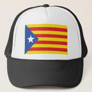 Casquette La Catalogne (le drapeau tenu le premier rôle par