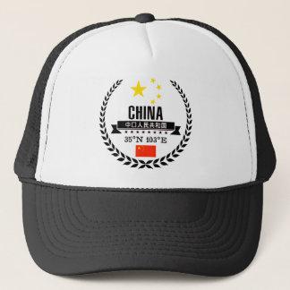 Casquette La Chine