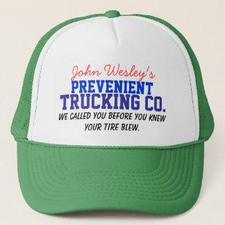 Casquette La Cie. de camionnage de Wesley