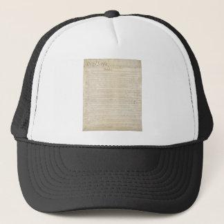 Casquette La constitution des Etats-Unis d'Amérique