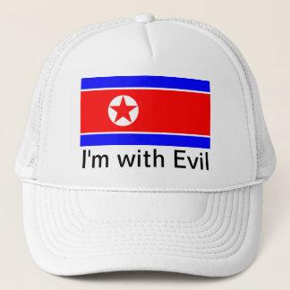 Casquette La Corée du Nord