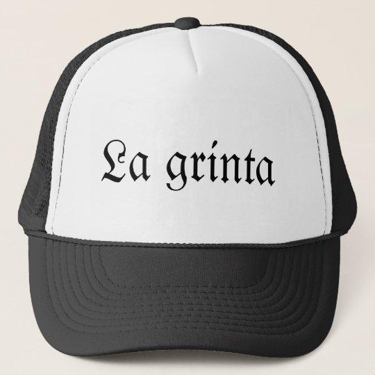 Casquette La grinta