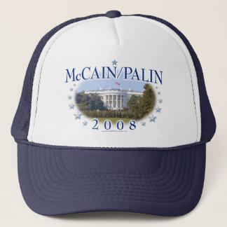 Casquette La Maison Blanche 2008 de McCain Palin