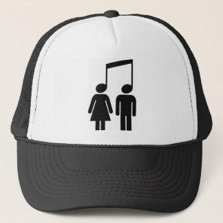 Casquette La musique nous unit