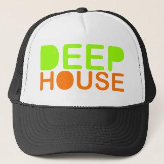 Casquette la musique profonde DJ de maison dénomment la