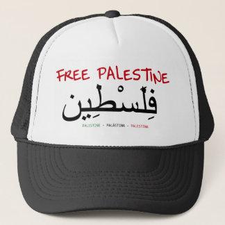 Casquette La Palestine libre
